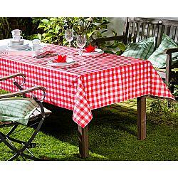 3 db-os asztalterítő szett - kék-piros-zöld - velikost 137x187cm