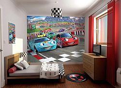 3D tapéta Autók