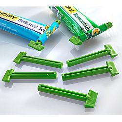 5 db tubuskinyomó - zöld színben