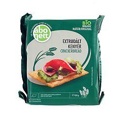 Abonett BIO natúr extrudált kenyér, 100 g