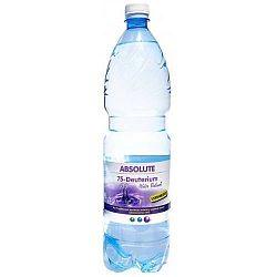 ABSOLUTE 75-Deutérium Water Balance csökkentett deuterium tartalmú víz, 1500 ml