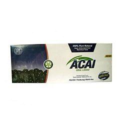 Acai gyümölcs-feketeribizli ampulla, 10X10 ml