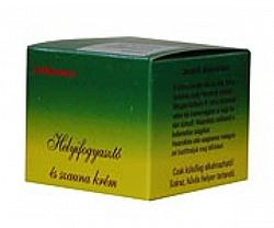 Adamo helyi fogyasztó-szauna krém, 50 ml
