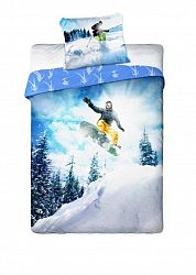 Ágynemű - snowboarding
