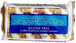 Amki joghurtos szezám szelet, 30 g