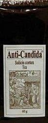 Anti-Candika gombaölő teakeverék, 60 g