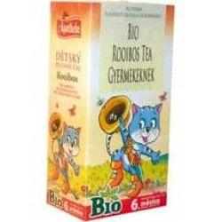 Apotheke Bio Gyermek Rooibos Tea 20x1,5g 30 g