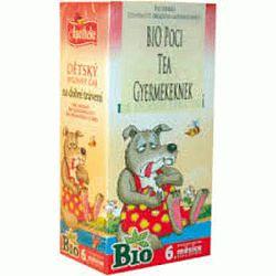 Apotheke Bio Gyermek Tea Emésztést Segítő Poci 20x1,5 30 g