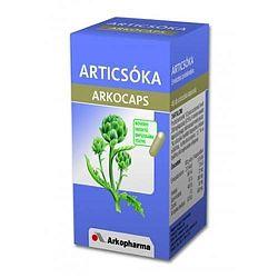 Articsóka kapszula 45 db, Arkocaps - Emésztés, epe, máj