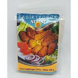 Ataisz Chia Magburger Chilis-tökös, 200 g