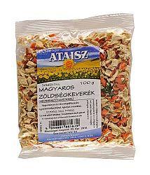 Ataisz magyaros zöldségkeverék, 100 g
