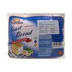 Balviten toast kenyér, 350 g