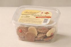 Barbara gluténmentes kakaós-vaníliás linzer 150 g