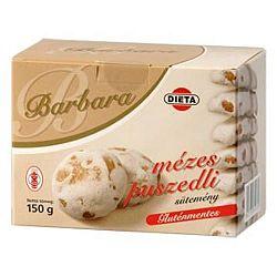 Barbara gluténmentes mézes puszedli, 150 g