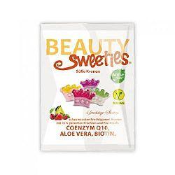 Beauty Sweeties gluténmentes vegán gumicukor koronák, 125 g