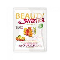 Beauty Sweeties gluténmentes vegán gumicukor macik, 125 g