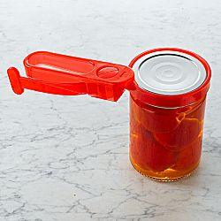 Befőttesüveg-nyitó - piros