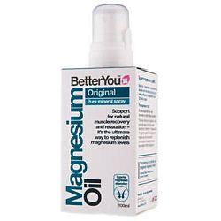 Better you magnes.olaj orig. Spray 100ml 100 ml