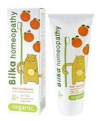 Bilka homeopátiás gyermekfogkrém 2+, mandarinos 50 ml