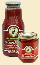 Bio Berta bio paradicsom sűrítmény (sómentes), 196 ml