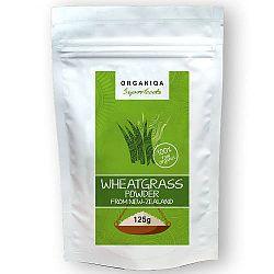 Bio búzafű por 125 g, Organiqa