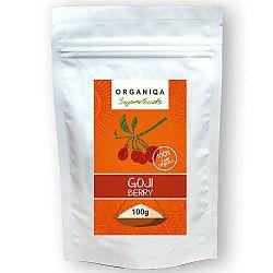 Bio Goji bogyó, nyers, 100 g, Organiqa