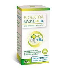 Bioextra Magne+C+B6 kapszula, 60 db