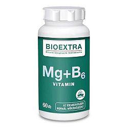 Bioextra Mg+b6 étrendkiegészítő Filmtabletta, 60 db
