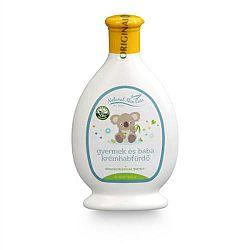 Biola Herbal Gyermek- és baba-krémhabfürdő, 250 ml