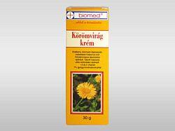 Biomed körömvirág krém, 30 g