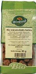 Biopont bio Tejcsokoládés buláta, 80 g