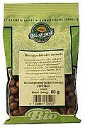 Biopont bio Tejcsokoládés mazsola, 80 g