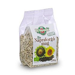 BiOrganik bio hántolt napraforgómag, 250 g
