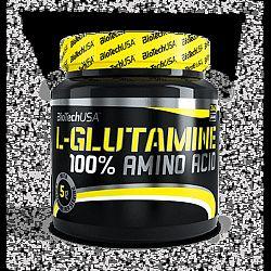 BioTech 100% L-Glutamine, 240 g