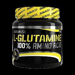 BioTech 100% L-Glutamine, 500 g