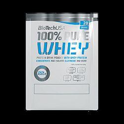 BioTech 100% Pure Whey, 28 g - Karamell-Cappuccino íz