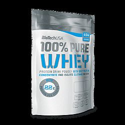 BioTech 100% Pure Whey, 454 g - Bourbon vanília íz