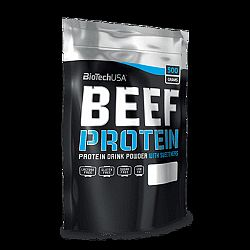Biotech Beef Protein - Eper íz 500 g