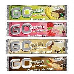 Biotech go protein szelet csoki-marcipán, 80g