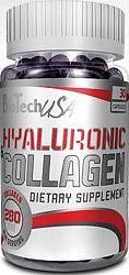 BioTech Hyaluronic & Collagen kapszula, 30 db