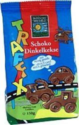 Bohlsener bio Traffix csokis tönkölykeksz gyermekeknek 150 g