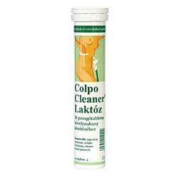 Colpo-Cleaner Laktóz pezsgőtabletta, 20 db