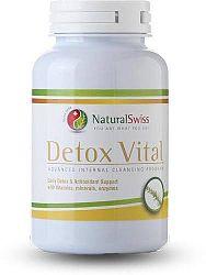 Detox Vital immunerősítő antioxidáns formula, 90 kapszula
