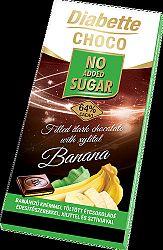 Diabette étcsoki banános 80 g