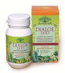 DiAloe Duo diabéteszre 100 db