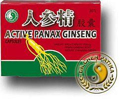 Dr. Chen Aktiv Panax Ginseng kapszula, 30 db