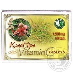 Dr. Chen C-vitamin csipkebogyó kivonattal, 80 db