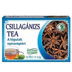 Dr. Chen Csillagánizs teakeverék, 15 filter