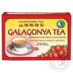 Dr. Chen galagonya tea, 20 filter
