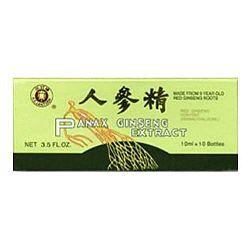Dr. Chen Ginseng Panax kivonat, 10x10 ml